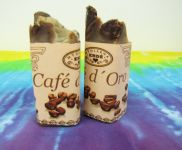 KÁVA A KAKAO povzbuzující mýdlo Café d´Oro, 20g - vzorek