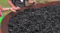 PRAuhel (biouhel, dřevěné uhlí) volně ložený 1 litr