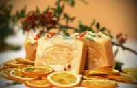 RAKYTNÍK přírodní mýdlo s vůní citrusů, 100g