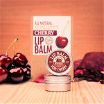 Balzám na rty přírodní cherry