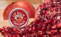 Přírodní balzám na rty Granátové jablko