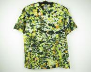 Batikované tričko Po žhavém uhlí, XL