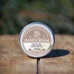 KRÉM NA RUCE A NEHTY s 25% bambuckého másla JASMÍN