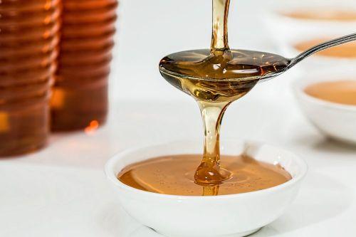léčivý med