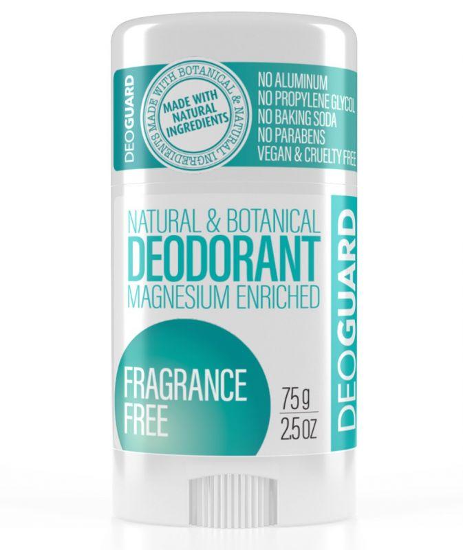 Tuhý přírodní deodorant bez vůně