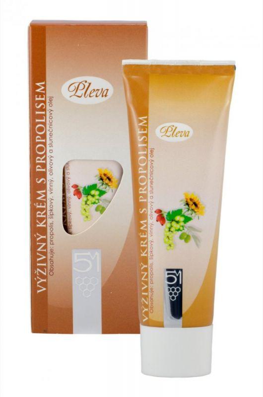 Výživný krém s propolisem a oleji 5v1