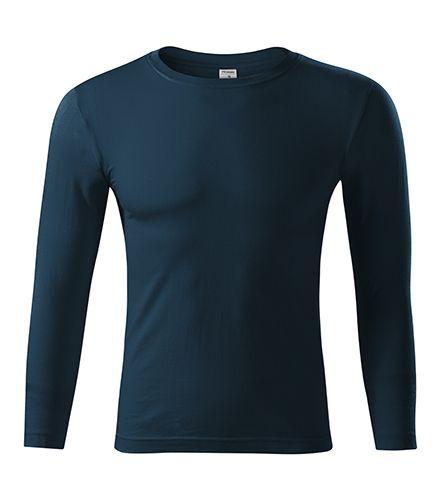 Bavlněné tričko dlouhý rukáv Progress RŮZNÉ BARVY Malfini