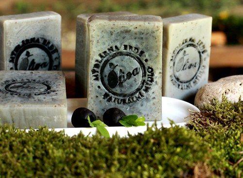 Černá oliva jemné přírodní mýdlo