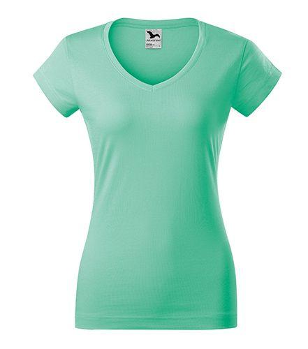 Dámské tričko Véčko Fit RŮZNÉ BARVY Adler