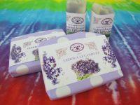 LEDOVÁ LEVANDULE - jemné přírodní mýdlo 20g vzorek