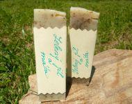 Přírodní mýdlo na akné