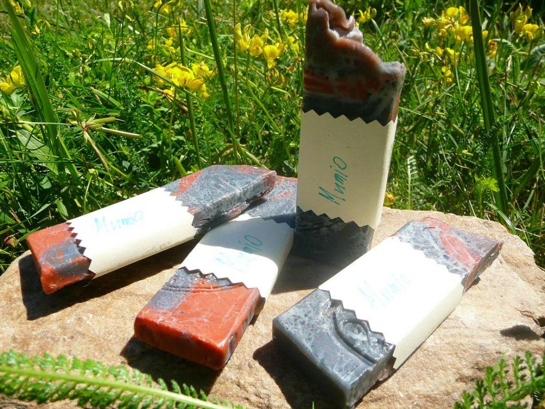 Mumio zázračné mýdlo vzorky