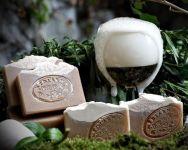 PIVO+OVES+MED jemné mýdlo na citlivou pokožku 20g vzorek