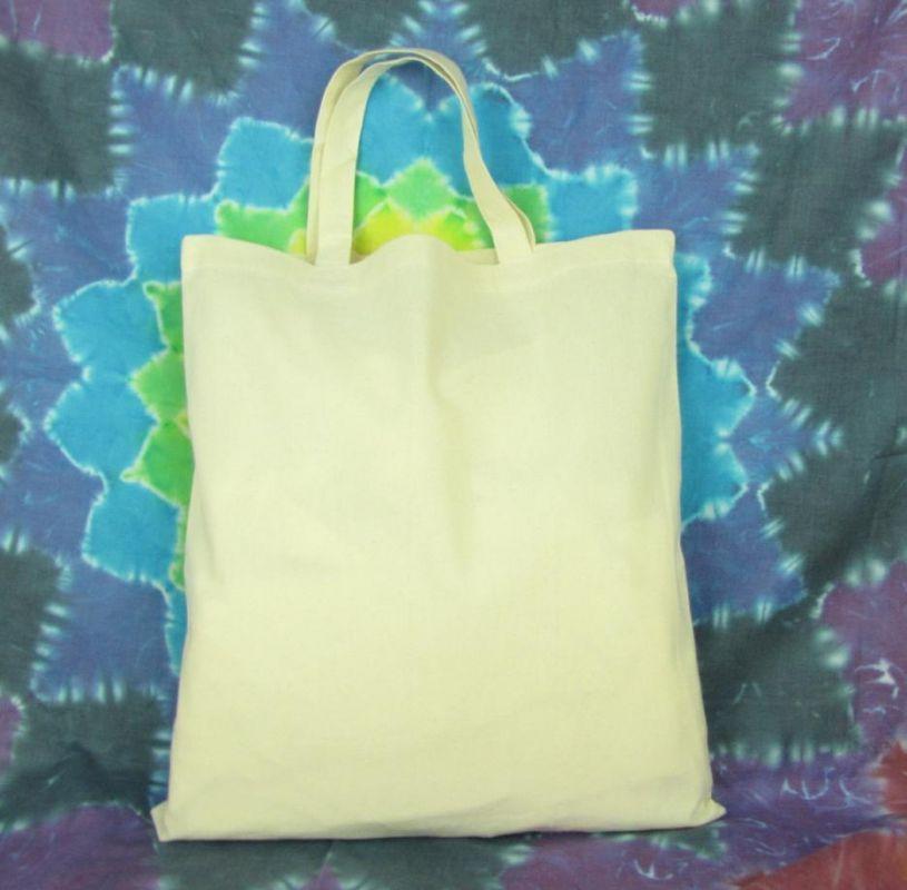 Látková nákupní taška přírodní silná