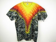 Batikované tričko Indiana, 3XL
