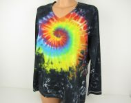 Dámské tričko batika Fénix