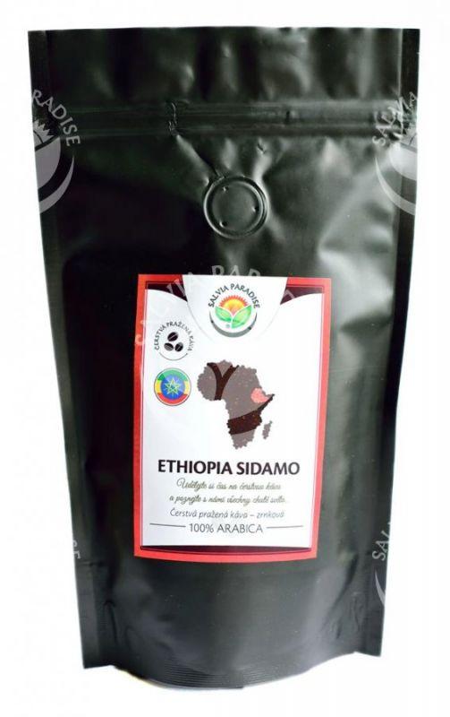 Káva zrnková kvalitní Ethiopia