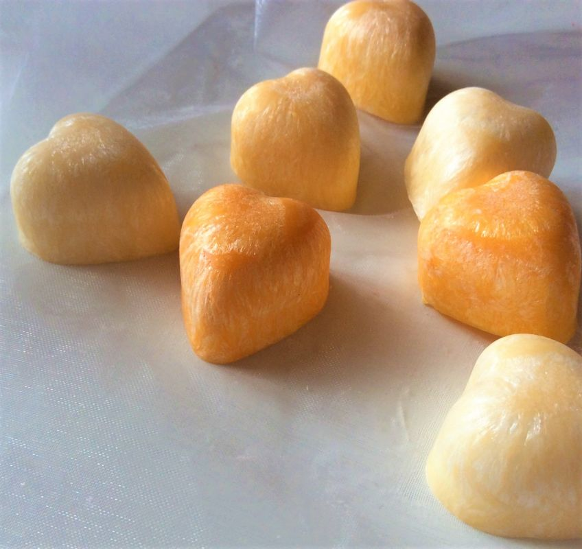 mandarinka-vonný vosk do aromalampy