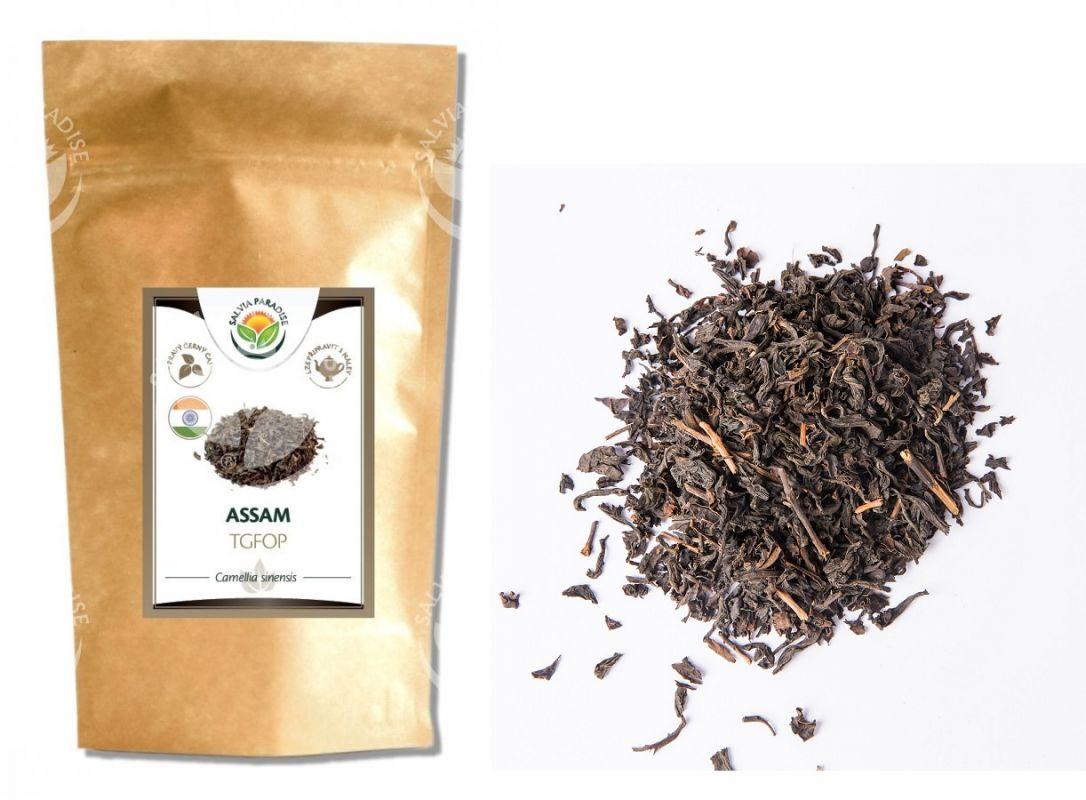 Pravý černý čaj Assam