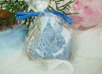 Svíčka kámen modrý wellness