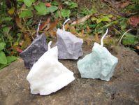 Svíčky kameny