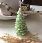 Svíčka stromeček zelený