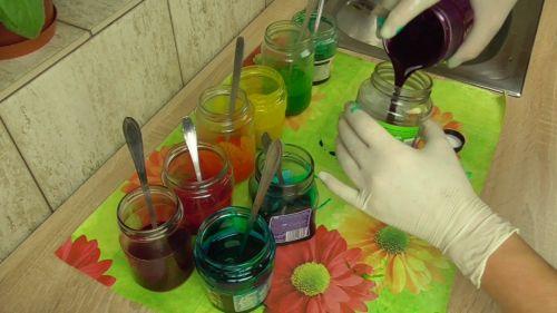 Přírodní příze na ruční barvení