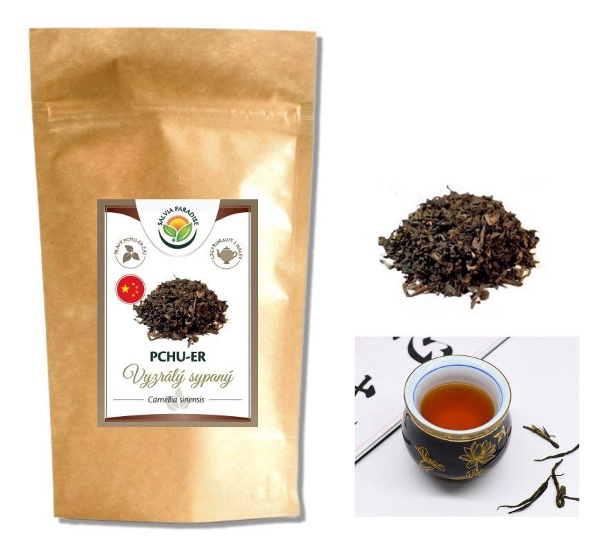 Pu-erh černý sypaný čaj