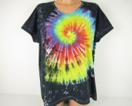 Dámské batikované tričko Fénix, 3XL