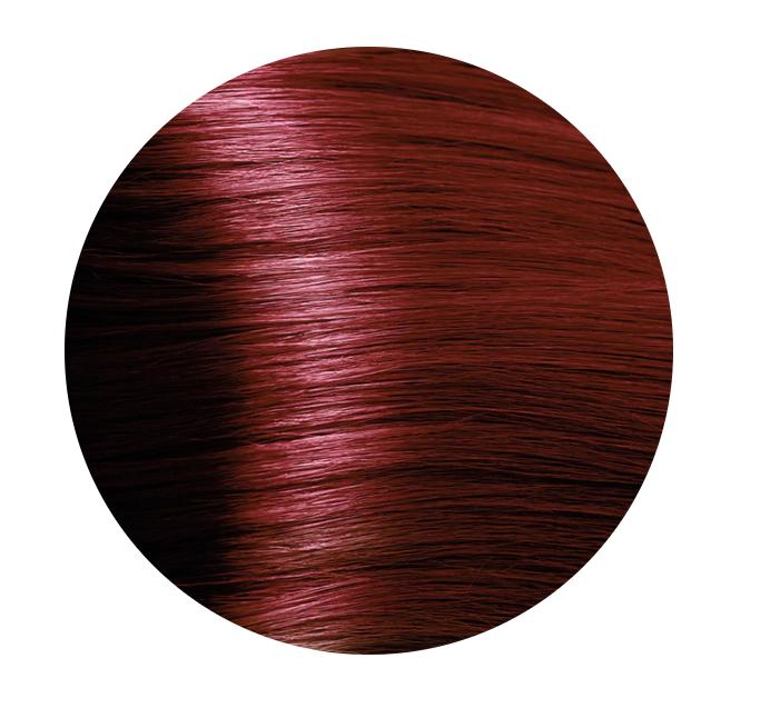 Přírodní barva na vlasy vínová