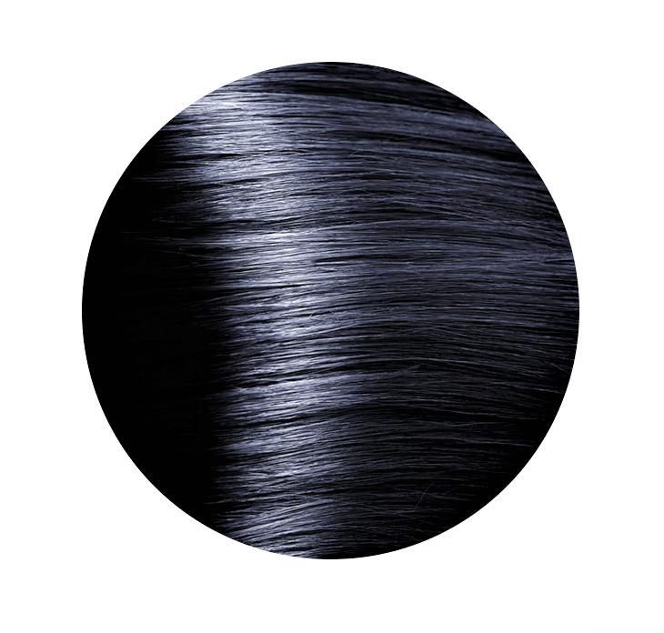 Přírodní barva na vlasy indigo modrá