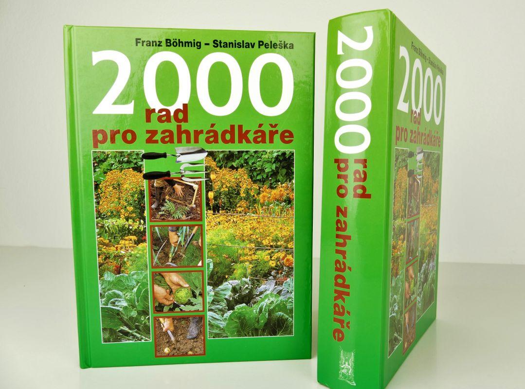 2000 rad pro zahrádkáře Peleška
