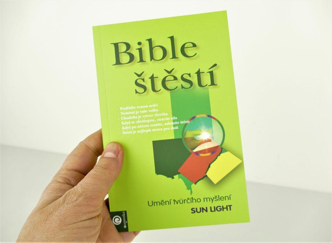 Bible štěstí kniha
