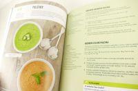 Zdravé recepty kniha