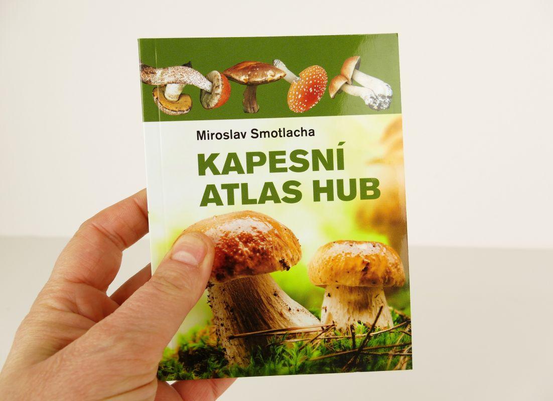 Kapesní atlas hub Miroslav Smotlacha
