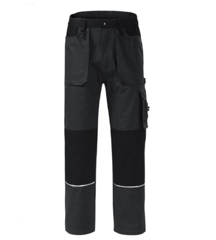 Kvalitní pracovní kalhoty montérky bavlna