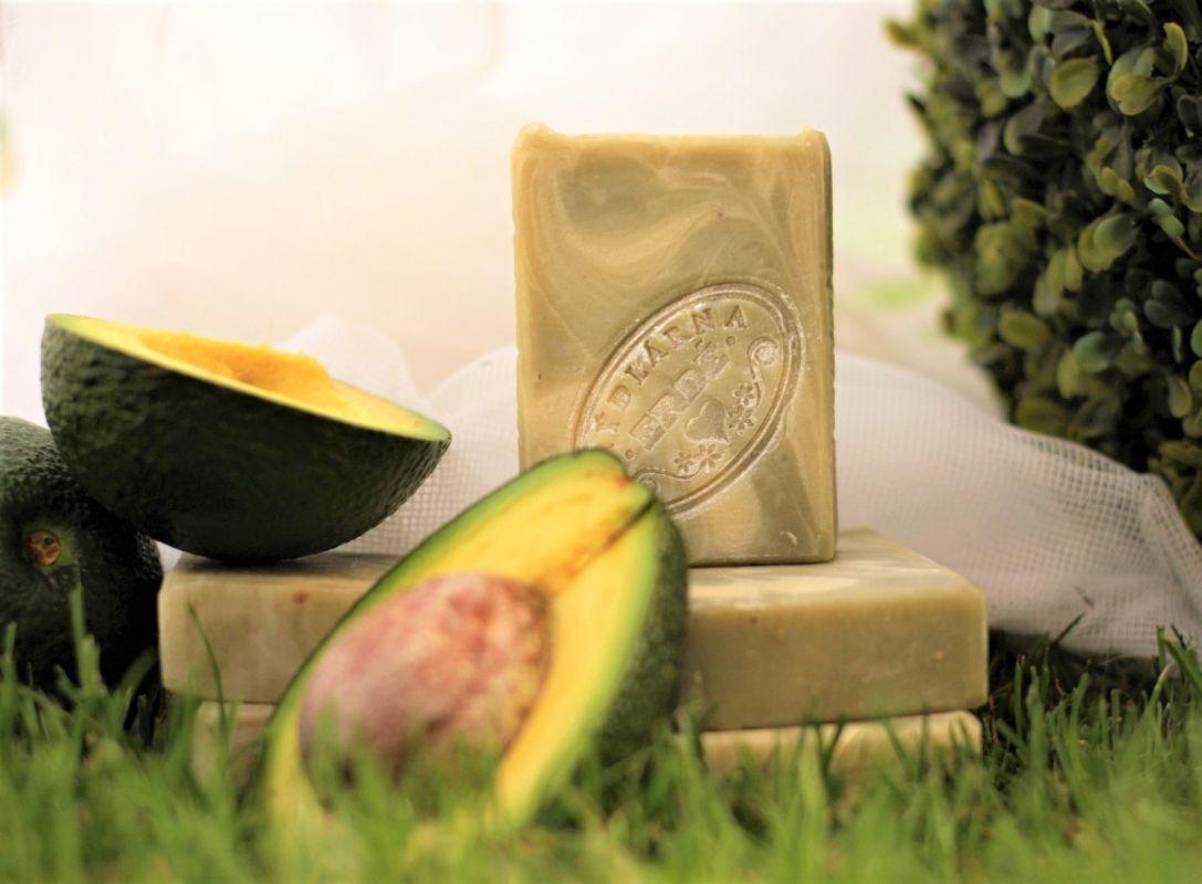 Přírodní mýdlo Avokádo
