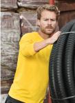 Pracovní tričko dlouhý rukáv Resist - RŮZNÉ BARVY