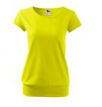 Dámské tričko s lemem volné RŮZNÉ BARVY Adler