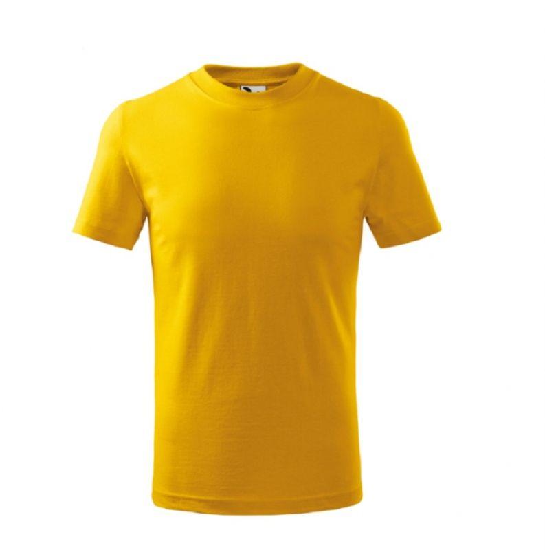Dětské tričko žluté