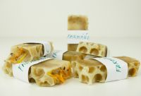 FARMÁŘSKÉ mýdlo s meduňkou a lanolínem 20g vzorek