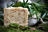 INTIMNÍ SAMETOVÉ mýdlo s oleji a bylinkami, 100g ERDÉ
