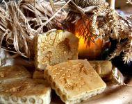 MED+VČELÍ VOSK+MĚSÍČEK hojivé přírodní mýdlo, 100g