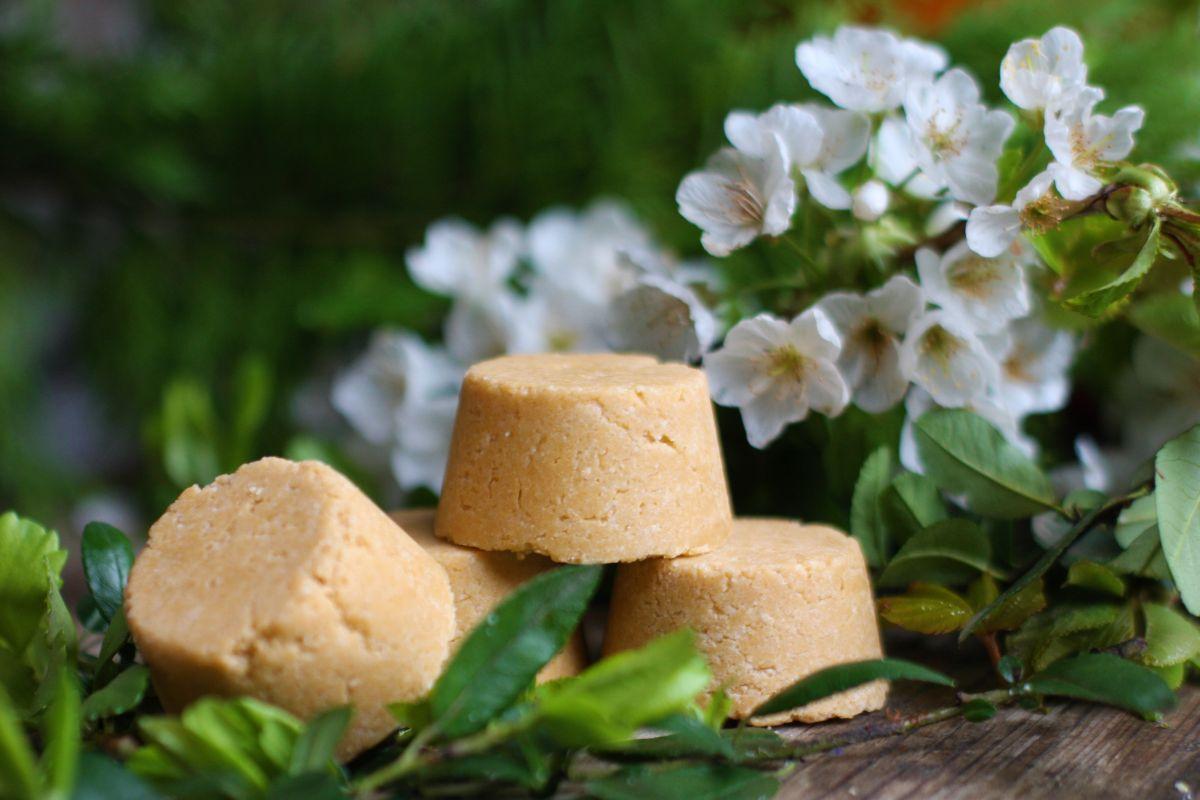 Meruňka a hedvábí šampuk přírodní