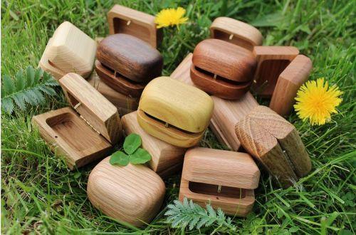 Dokonalé dřevěné šperkovnice