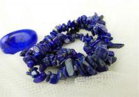 Lapis lazuli náramek drahý kámen
