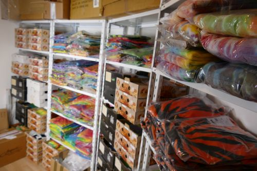 Eshop-sklad batikovaného textilu-přírodní kosmetiky-zdravé výživy-šperků
