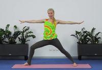 Alena a jóga z Pohodový život