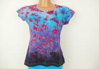 Dámské batikované tričko MAGIC NIGHT, M