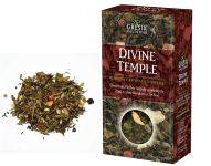 DIVINE TEMPLE Směs zelených čajů s tropickým ovocem, 70g